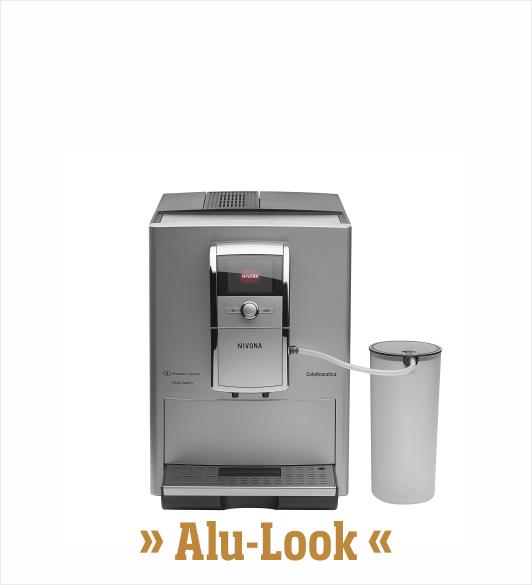 Biebrach & Dörr - NIVONA CafeRomatica 848