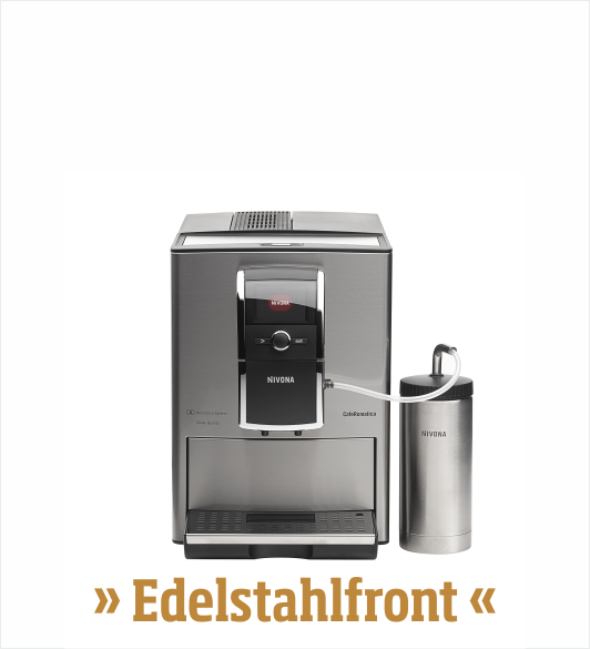Biebrach & Dörr - NIVONA CafeRomatica 858