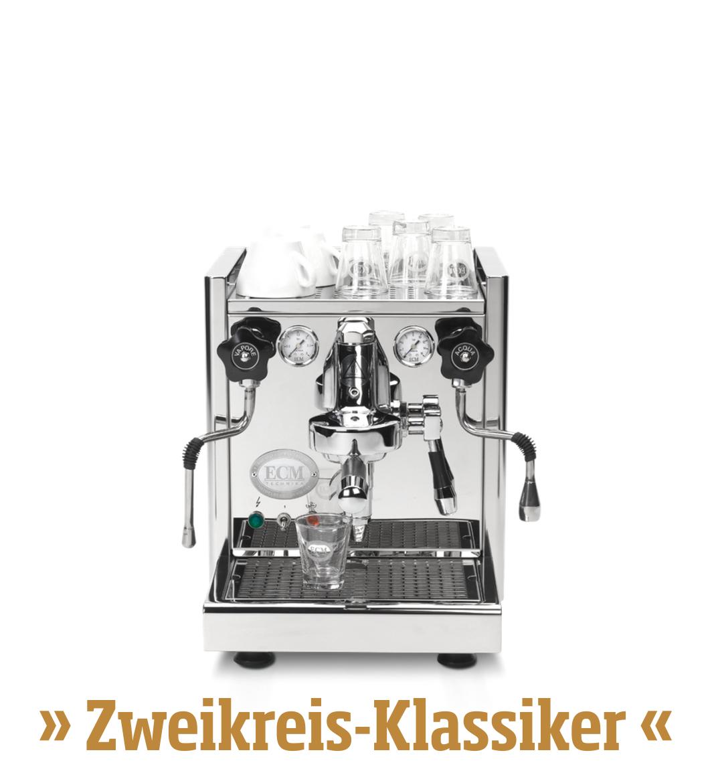 Biebrach & Dörr - ECM TECHNIKA IV Der Zweikreis-Klassiker