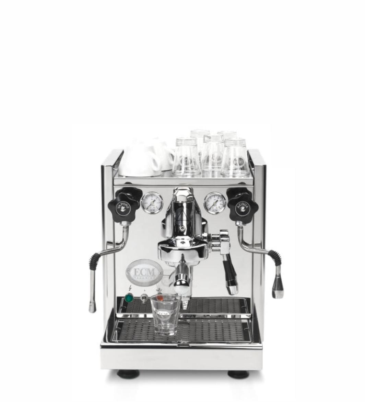 Biebrach & Dörr - ECM Technika IV Vibrationspumpe